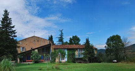 La Borde Blanque - vakanties en retraites voor yoga en meditatie in Zuid-Frankrijk