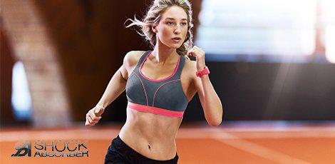 Shock Absorber / sport-BHs voor fitness en yoga - ProYoga