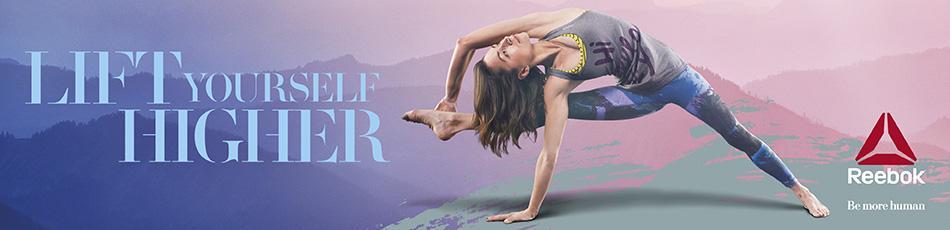 Reebok voor fitness en yoga - ProYoga