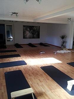 Yogapraktijk Een nieuwe Balans - Ruimte