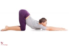 overzicht van yogaoefeningen / asana's  proyoga